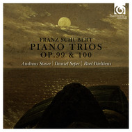 Andreas Staier, Daniel Sepec and Roel Dieltiens - Schubert: Piano trios, Op. 99 & 100