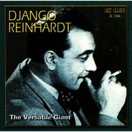 Django Reinhardt - The Versatile Giant
