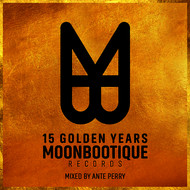 Various Artists - 15 Golden Years of Moonbootique Records