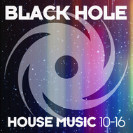 Various Artists - Black Hole House Music 10-16