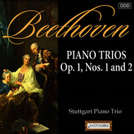 Stuttgart Piano Trio - Beethoven: Piano Trios Op. 1, Nos. 1 and 2