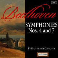 Philharmonia Cassovia - Beethoven: Symphonies Nos. 4 and 7