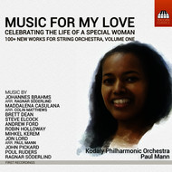 Mann, Paul - Music for My Love: Celebrating the Life of a Special Woman, Vol. 1