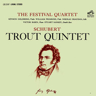 "The Festival Quartet - Schubert: Piano Quintet in A Major, Op. 114, D. 667 ""The Trout"""