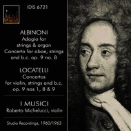 Leo Driehuys - Albinoni & Locatelli: Concerti