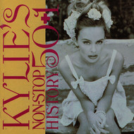 Kylie Minogue - Kylie's Non-Stop History 50+1