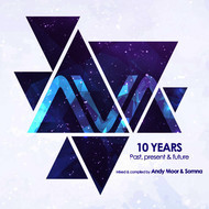 Andy Moor & Somna - AVA 10 Years: Past, Present & Future