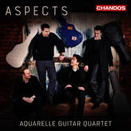 Aquarelle Guitar Quartet - Aspects