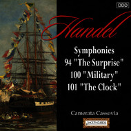 "Camerata Cassovi and Johannes Wildner - Haydn: Symphonies Nos. 94 ""The Surprise"", 100 ""Military"" and 101 ""The Clock"""
