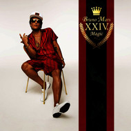 Albumcover Bruno Mars - 24K Magic