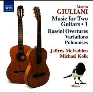 Giuliani: Music for 2 Guitars, Vol. 1