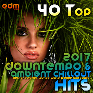 40 Top Downtempo & Ambient Chillout Hits 2017 (Best Of Psybient, Lounge, World, TripHop, Dub & Bass)