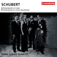 Doric String Quartet - Schubert: String Quartets Nos. 12 & 15