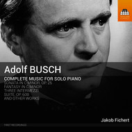 Jakob Fichert - Busch: Complete Music for Solo Piano
