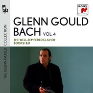 Glenn Gould - Glenn Gould plays Bach: The Well-Tempered Clavier Books I & II, BWV 846-893