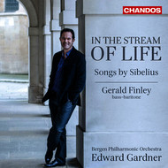 Edward Gardner - In the Stream of Life: Songs by Sibelius