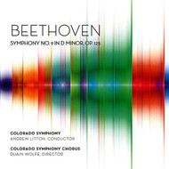 Andrew Litton - Beethoven: Symphony No. 9 in D Minor, Op. 125