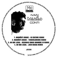 Ivan Conti - Mamão's Brake / Ah Que Legal (Ig Culture & 22A Remixes)