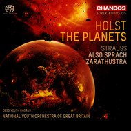 Gardner, Edward - Holst: The Planets - R. Strauss: Also sprach Zarathustra