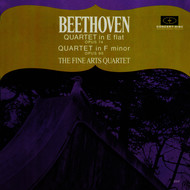 Fine Arts Quartet - Beethoven: String Quartets Opp. 74 & 95 (Digitally Remastered from the Original Concert-Disc Master Tapes)