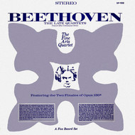 Fine Arts Quartet - Beethoven: The Late Quartets (Digitally Remastered from the Original Concert-Disc Master Tapes)