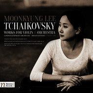 Moon Kyung Lee - Tchaikovsky: Works for Violin & Orchestra