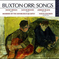 Nicky Spence - Buxton Orr: Songs