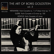 Boris Goldstein - The Art of Boris Goldstein, Vol. 3