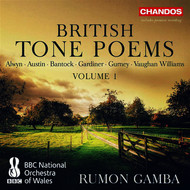 Gamba, Rumon - British Tone Poems, Vol. 1