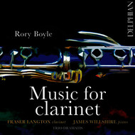 Trio Dramatis - Rory Boyle: Music for Clarinet