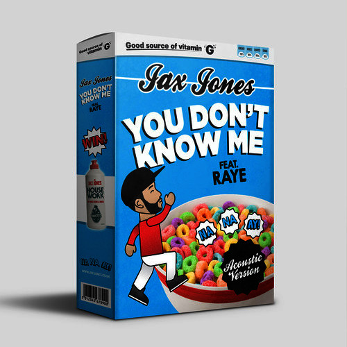 She Dont Know Mp3 Download: You Don't Know Me (Acoustic Version [Explicit]) By Jax