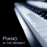 Instrumental - Piano in the Midnight – Calming Jazz, Mellow Sounds, Relaxed Jazz, Instrumental Music