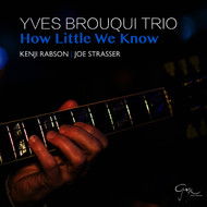 Yves Brouqui Trio - How Little We Know