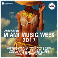 Various Artists - Miami Music Week 2017 (Deluxe Version)
