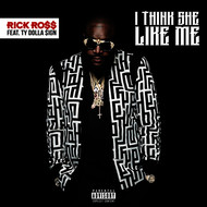 Rick Ross feat. Ty Dolla $ign - I Think She Like Me (Explicit)