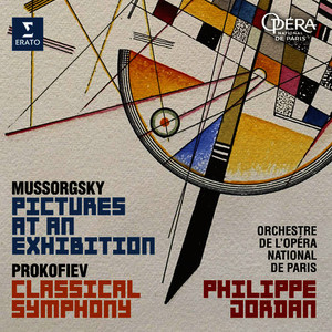 "Mussorgsky: Pictures at an Exhibition - Prokofiev: Symphony No. 1, ""Classical"""