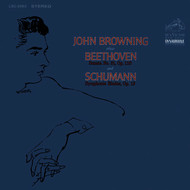 John Browning - Beethoven: Piano Sonata No. 31 in A-Flat Major, Op. 110 & Schumann: Symphonic Etudes, Op.13