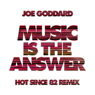 Joe Goddard featuring SLO - Music Is The Answer
