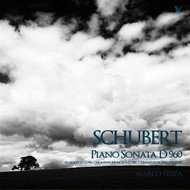 Marco Tezza - Schubert: Piano Sonata No. 21 in B-Flat Major, Allegretto in C Minor & 6 Moments musicaux