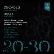 Various Artists - Decades: A Century of Song, Vol. 2