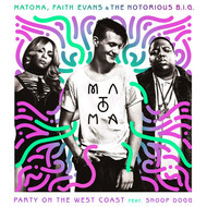 Matoma, Faith Evans, And The Notorious B.I.G. - Party On The West Coast (feat. Snoop Dogg) (Explicit)