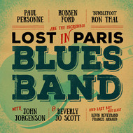 Various Artists - Lost in Paris Blues Band