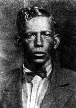 Picture of Charley Patton