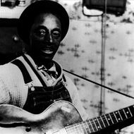 Picture of Mississippi Fred McDowell