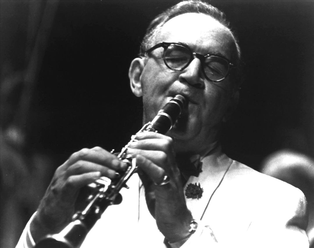 Picture of Benny Goodman