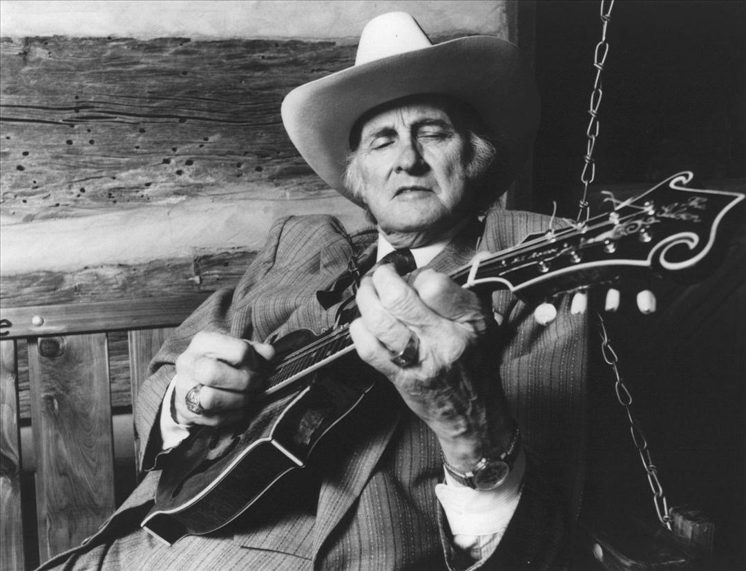 Picture of Bill Monroe