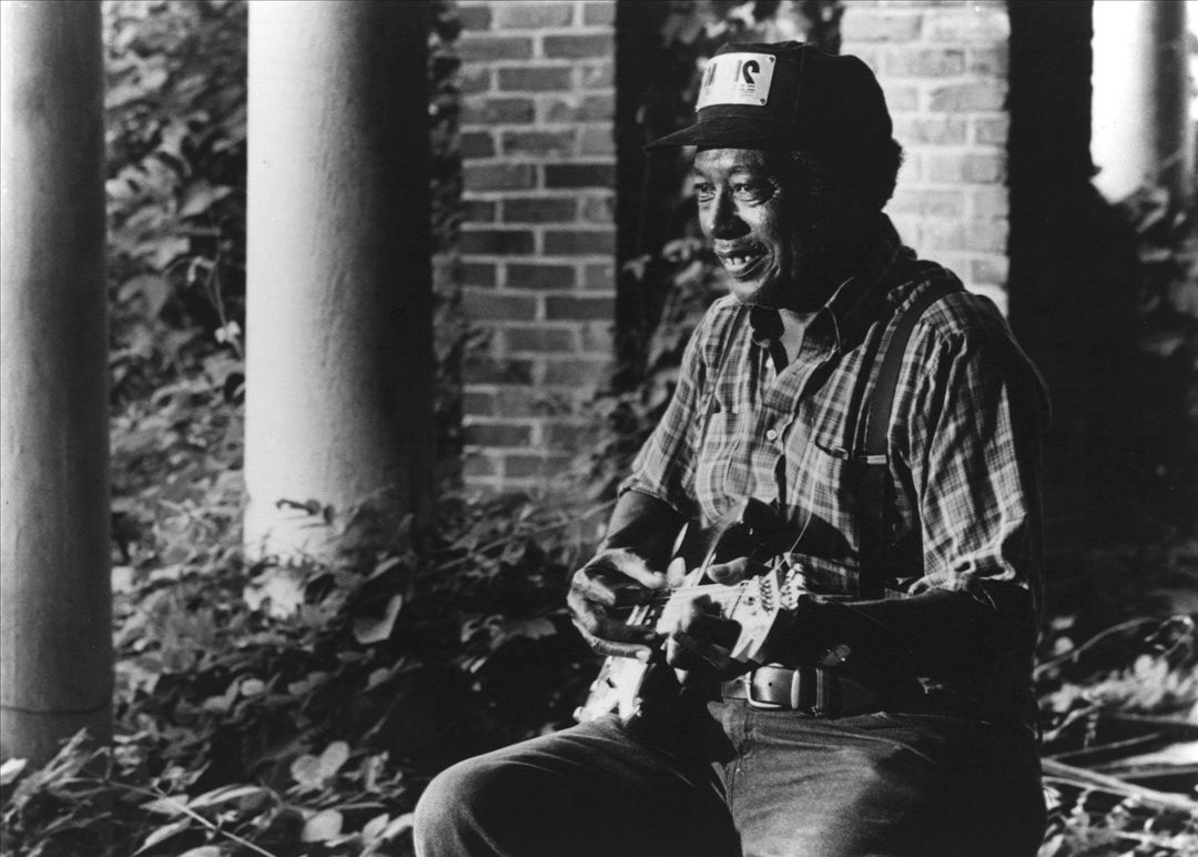 Picture of R.L. Burnside