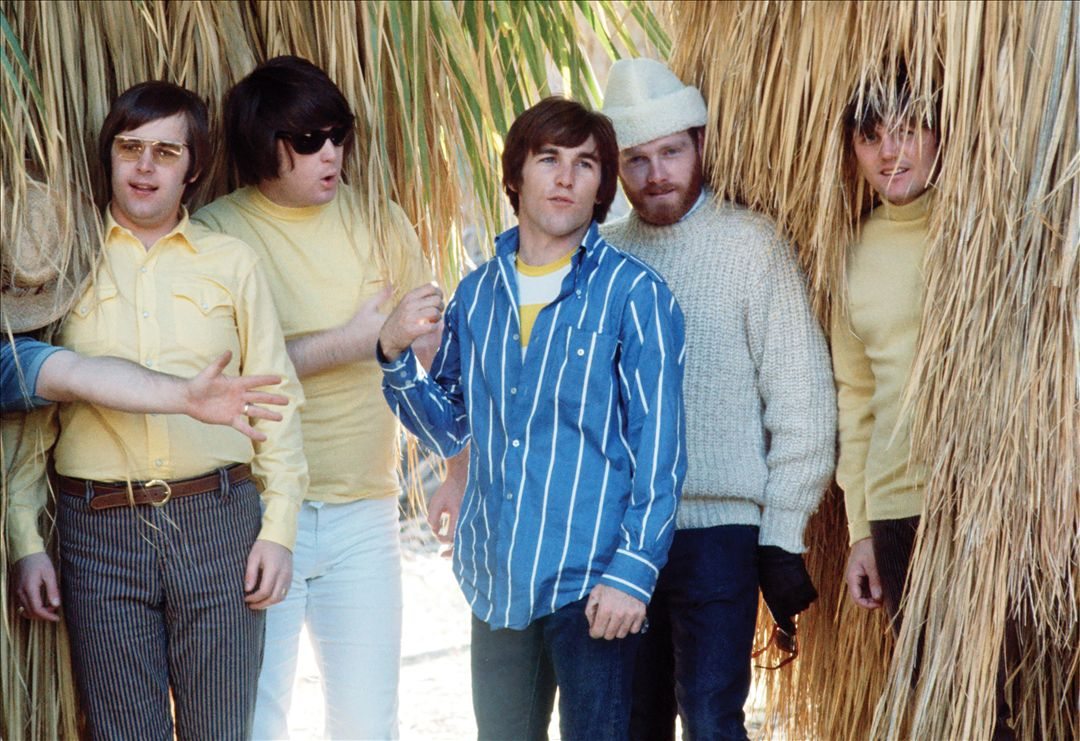Picture of The Beach Boys