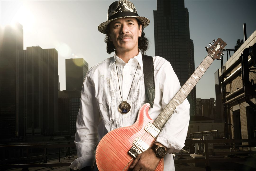 The life and career of carlos santana